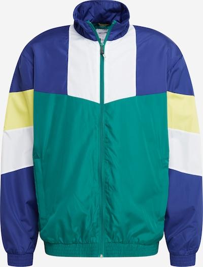 Only & Sons Prehodna jakna | zelena / vijolično modra / bela barva, Prikaz izdelka