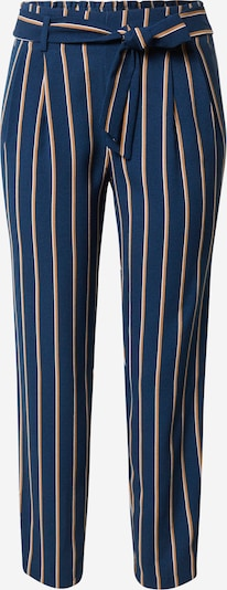 ONLY Hose 'ONLLAYLA' in blau / braun, Produktansicht