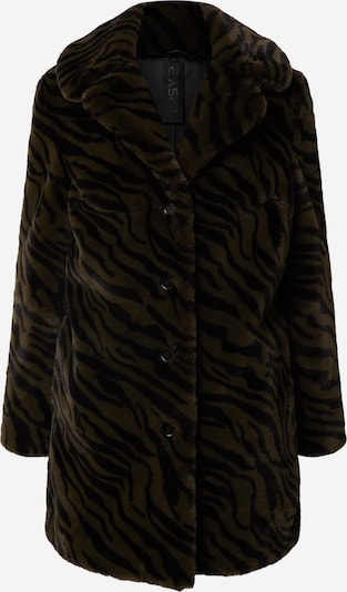 Gipsy Wintermantel 'Chandi' in de kleur Kaki / Zwart, Productweergave