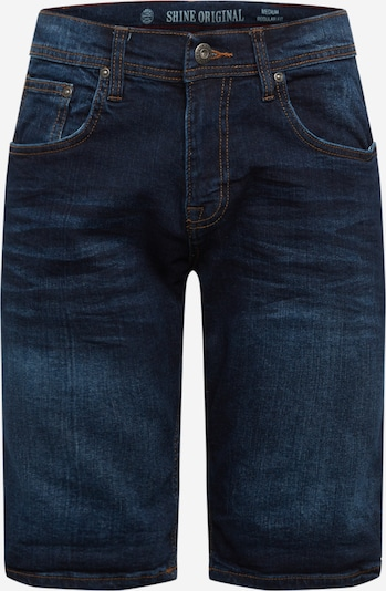 SHINE ORIGINAL Jeans in blue denim, Produktansicht