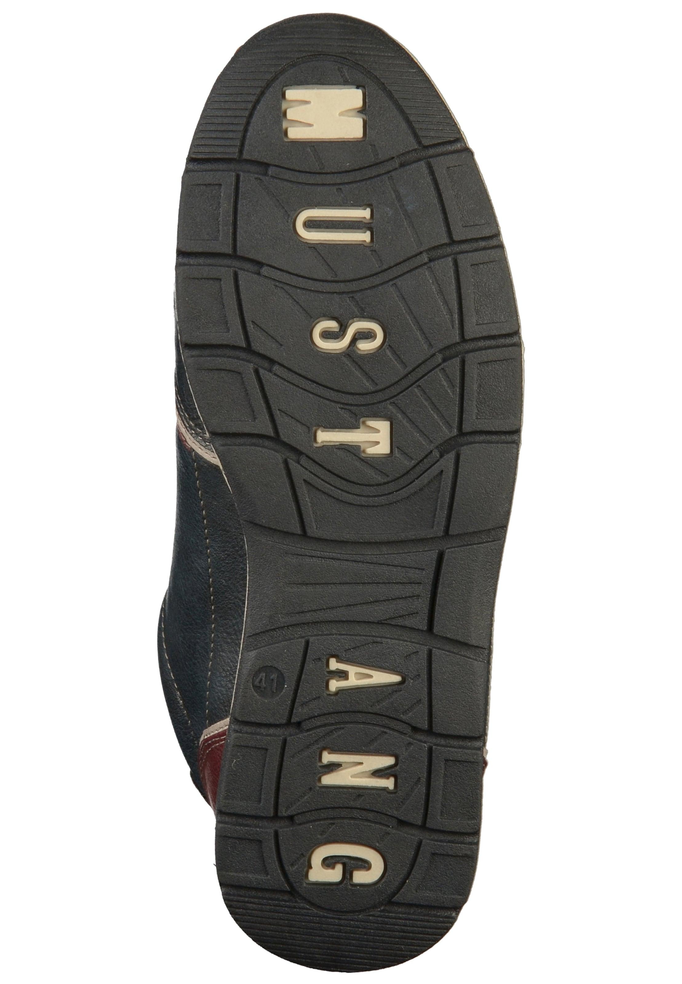 NavyBlutrot In Mustang Mustang Sneaker Sneaker nZw8OXN0kP