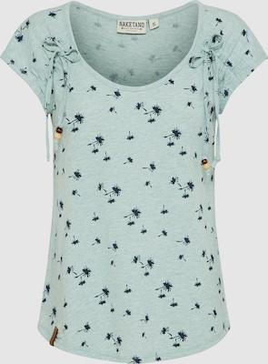 naketano Shirt in Marine / Pastelblauw