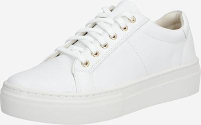 fehér VAGABOND SHOEMAKERS Rövid szárú edzőcipők 'Zoe', Termék nézet
