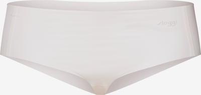 SLOGGI Panty 'ZERO Feel Hipster EX' in creme, Produktansicht
