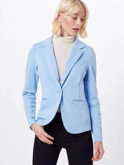 ICHI Marynkarka 'Kate' w kolorze jasnoniebieskim, Podgląd na modelu(-ce)