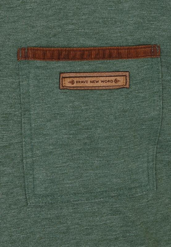 naketano  'Suppenkasper Langen V' Male Sweatshirt