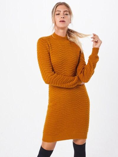 Y.A.S Kleid 'YASBRENTRICE' in orange: Frontalansicht