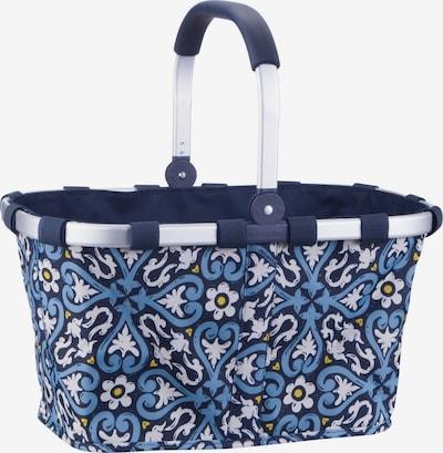 REISENTHEL Einkaufstasche in navy / hellblau / weiß, Produktansicht