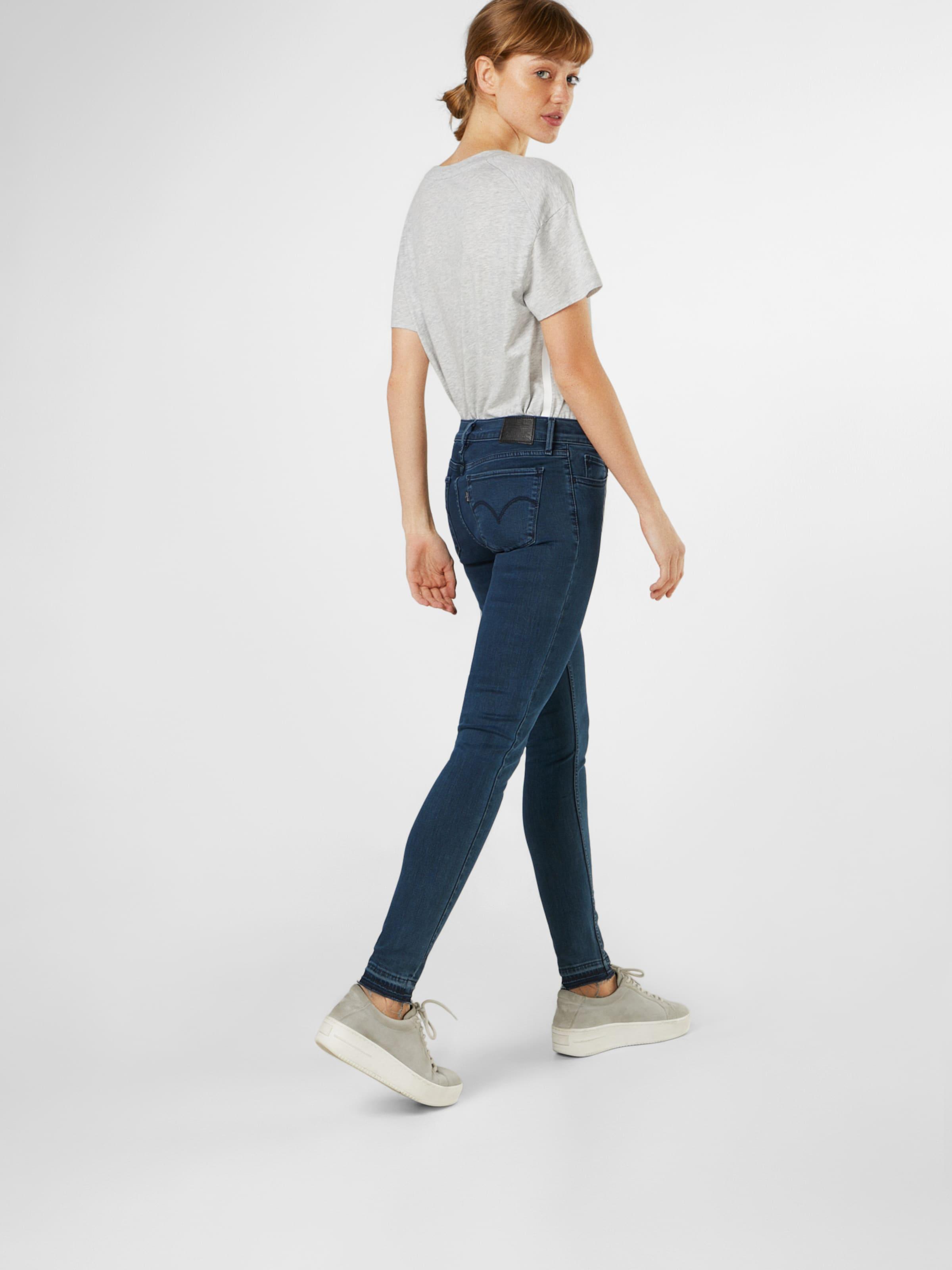 Skinny' En Denim '710 Innovation Super Levi's Bleu Jean hQrsBdCoxt