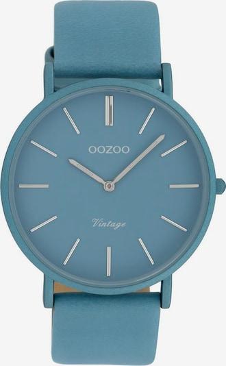 OOZOO Uhr 'C9883' in pastellblau, Produktansicht