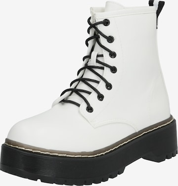 Raid Boots 'LINA' in White
