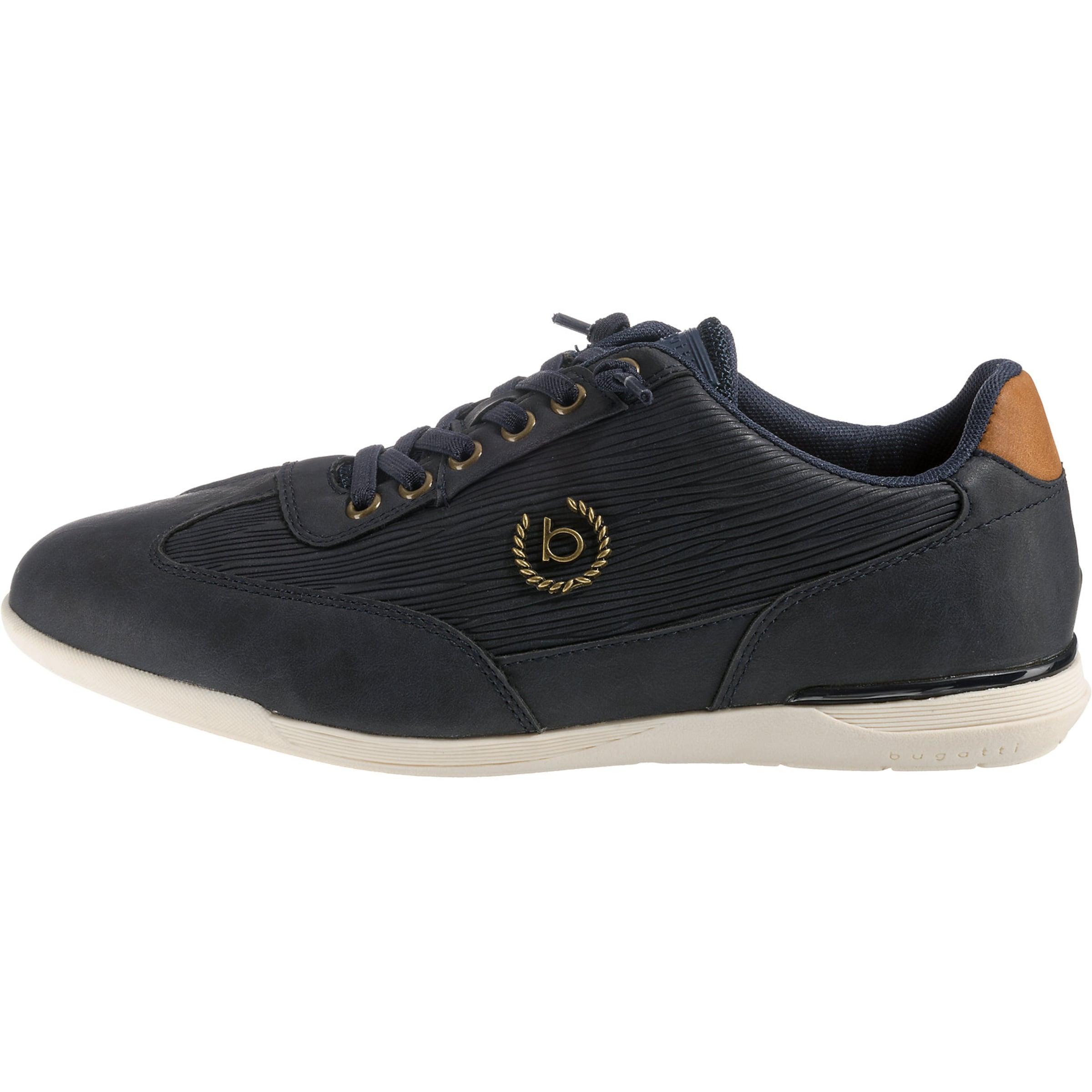 Evo' In Navy 'river Bugatti Sneaker 6vfb7gyY