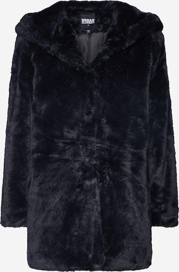 Urban Classics Manteau mi-saison en noir, Vue avec produit