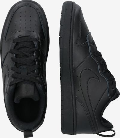 Sportbačiai 'Nike Court Borough Low 2' iš Nike Sportswear , spalva - juoda: Vaizdas iš šono