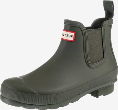 HUNTER Stiefel 'Hunter' in dunkelgrün, Produktansicht