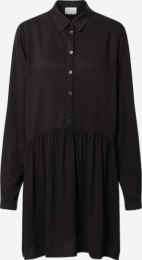VILA Shirt dress 'Vidania' in black, Item view