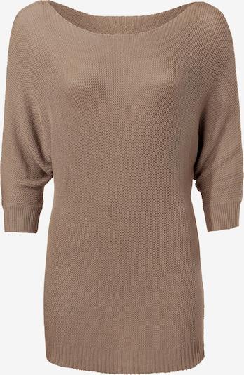 heine Pullover in taupe, Produktansicht
