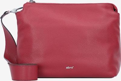 ABRO Umhängetasche 'Adria' in rot, Produktansicht