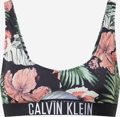 Calvin Klein Swimwear Bikinitop in de kleur Zwart, Productweergave