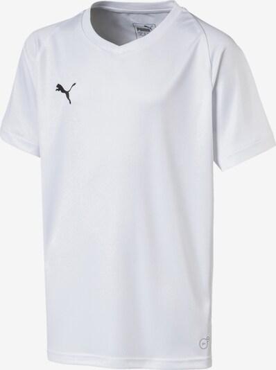 PUMA Trikot 'Liga Core' in schwarz / weiß, Produktansicht