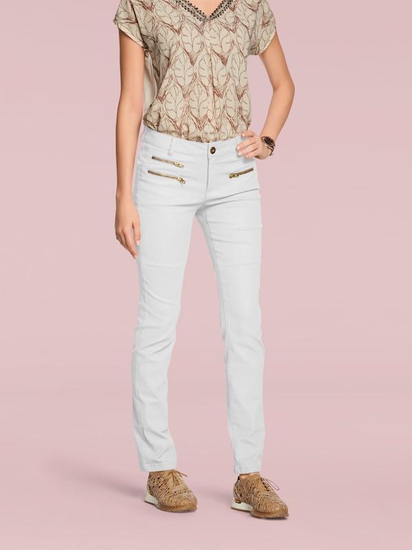 Heine Jeans in weiß weiß weiß  Große Preissenkung 1d9611