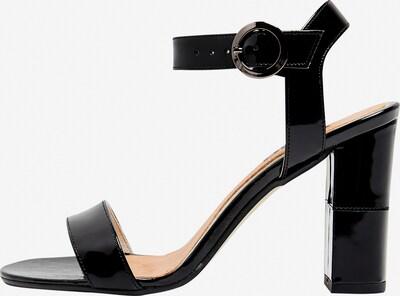 Usha Sandalette in schwarz, Produktansicht