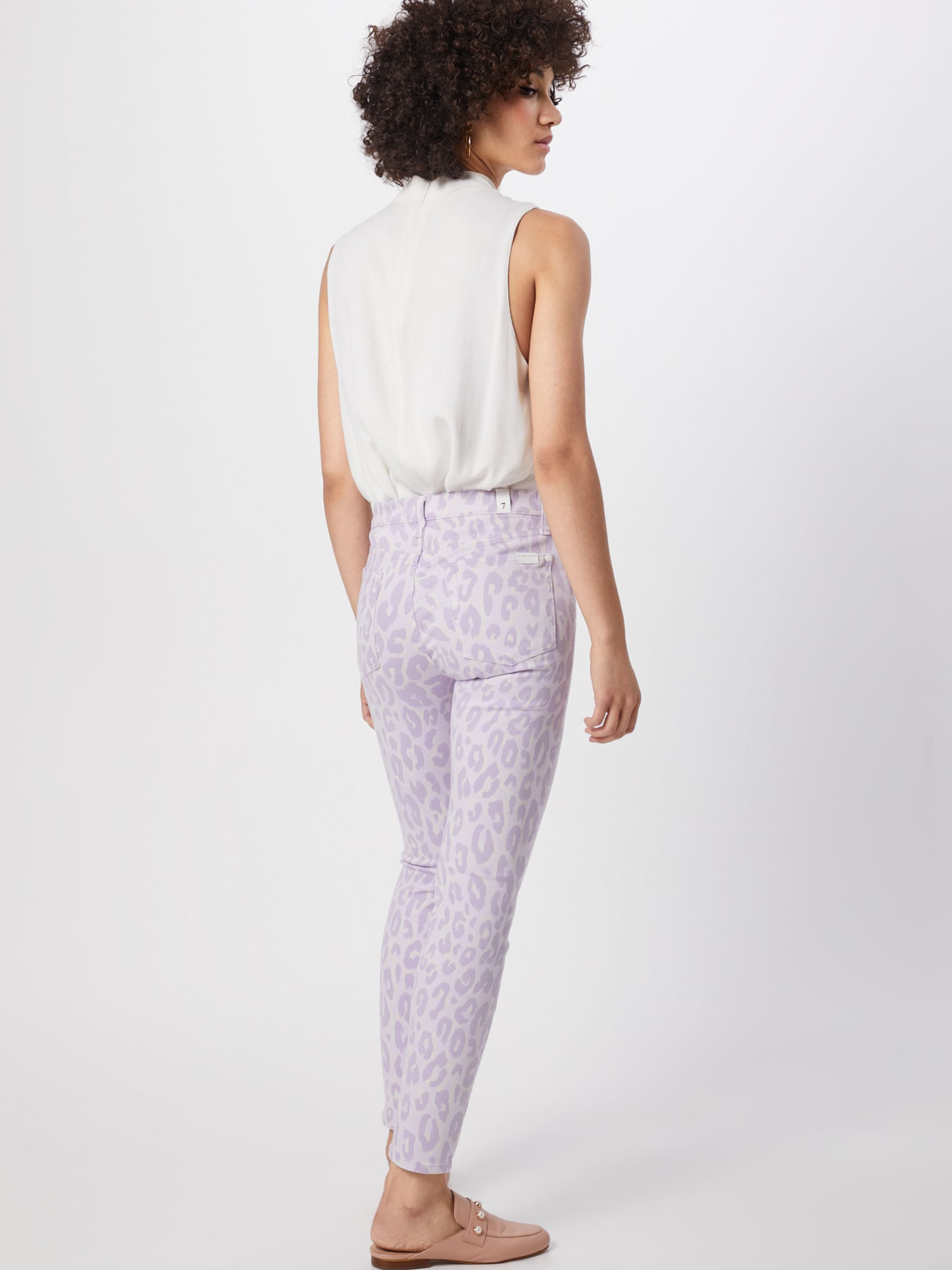 All Skinny Crop' For Jeans In Lila Mankind 'the 7 OZXiukP