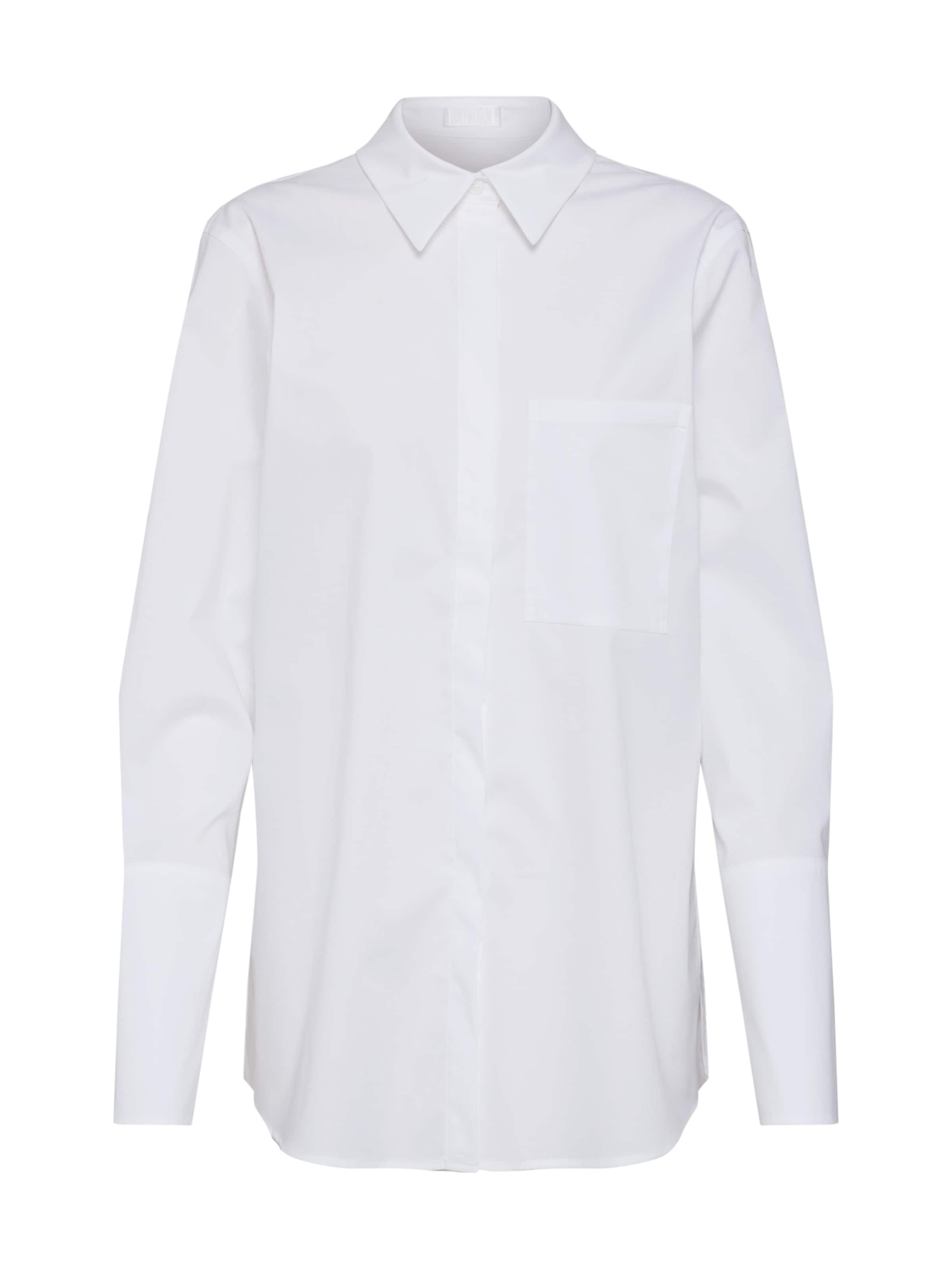 2' Weiß Drykorn Bluse 'charlee In X08wOPnk