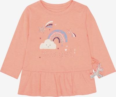 STACCATO Shirt in mischfarben / pastellorange, Produktansicht