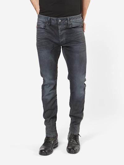 G-Star RAW Džíny '3301 Slim' - šedá džínová, Model/ka