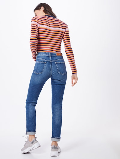 Jeans 'NENEH Hose' REPLAY pe denim albastru: Privire spate