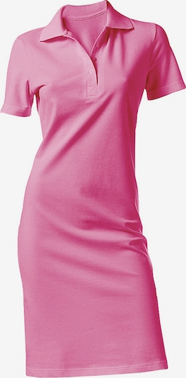B.C. Best Connections by heine Polokleid in pink, Produktansicht