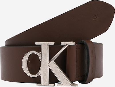 Calvin Klein Jeans Opasek 'CKJ MONO HARDWARE 35MM' - hnědá, Produkt
