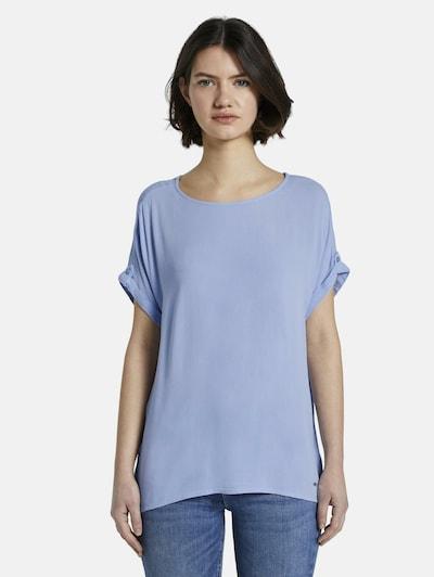 Bluză TOM TAILOR DENIM pe opal, Vizualizare model