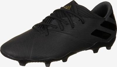 ADIDAS PERFORMANCE Voetbalschoen 'Nemeziz' in de kleur Zwart / Zwart gemêleerd, Productweergave