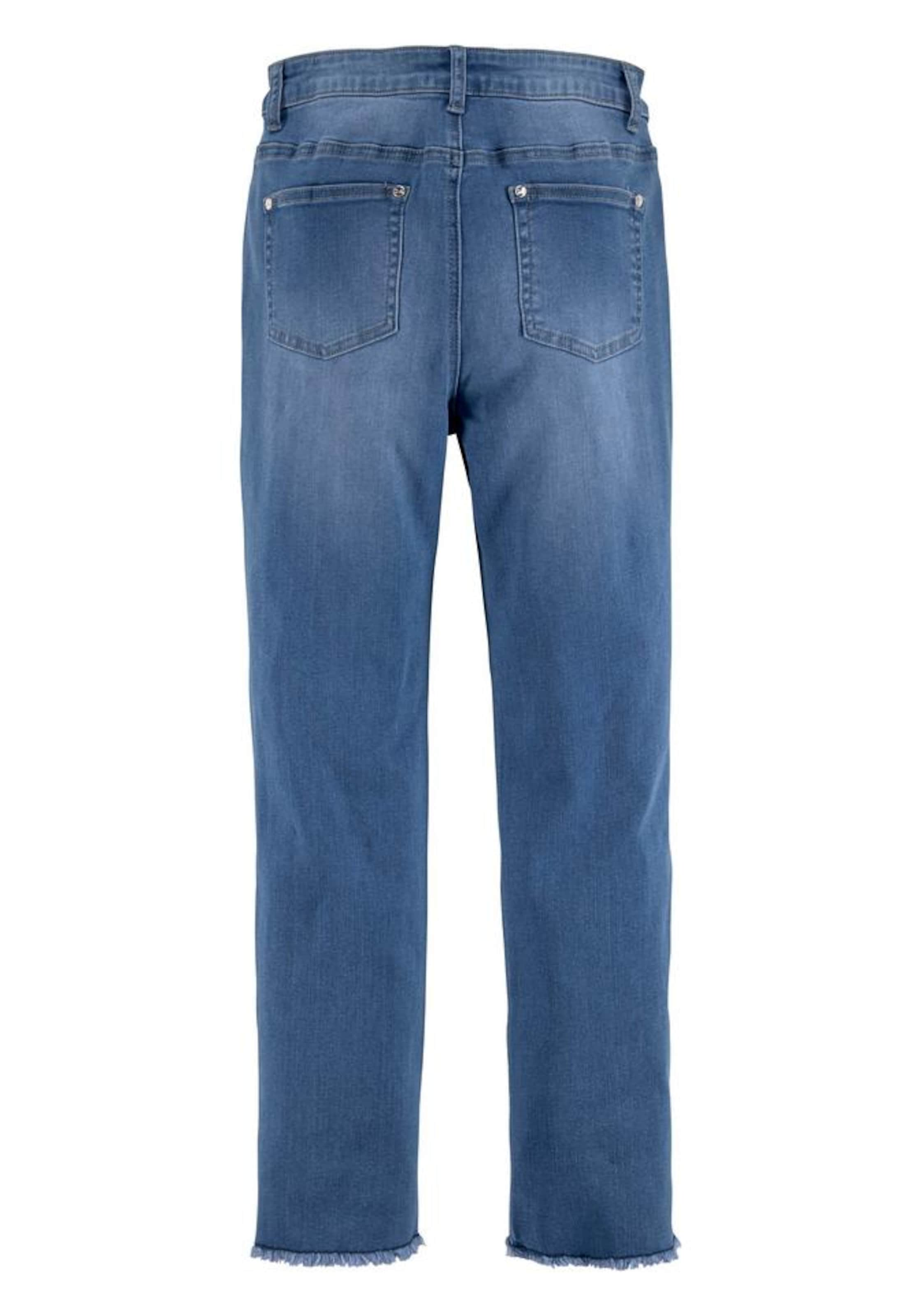 Jeans Weiß Maria Blue Kretschmer DenimHellpink In Guido OPiTkXZu