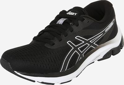 ASICS Chaussure de course 'Gel-Pulse 12' en noir / blanc, Vue avec produit