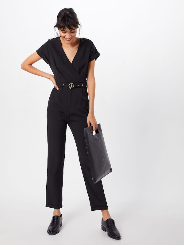 Reckless Jumpsuit 'cannon In Jumpsuit' 4thamp; Zwart doerCxQWB