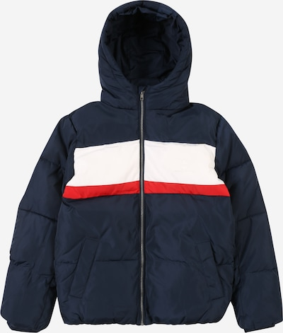 REVIEW FOR TEENS Jacke in navy / rot / weiß, Produktansicht