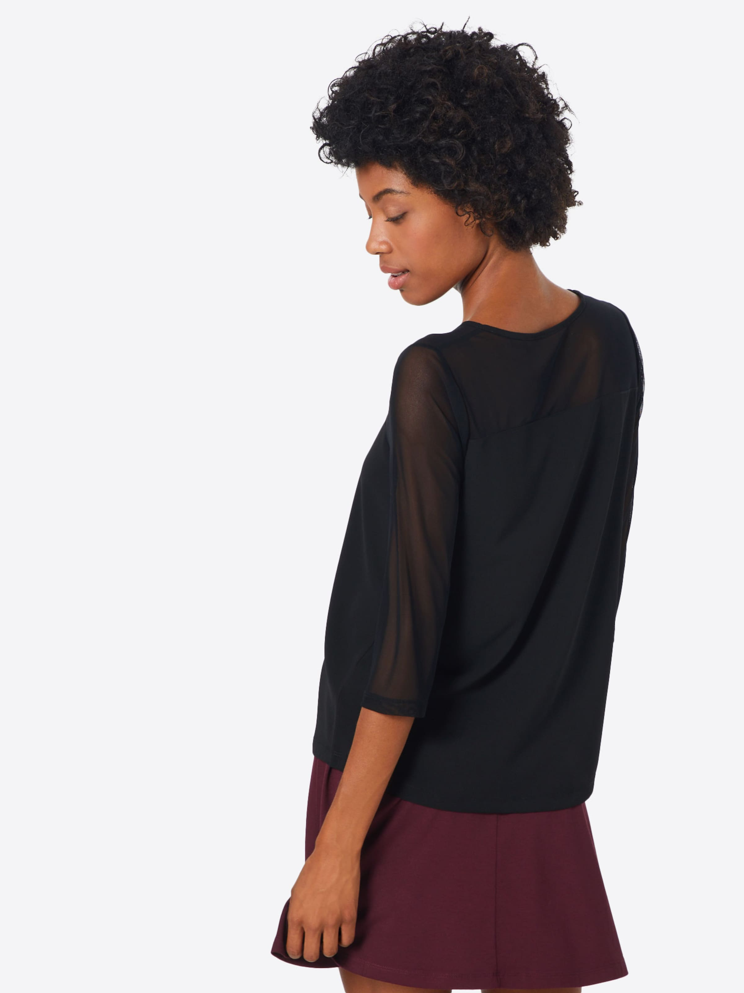Shirt 'franziska' Schwarz You About In QdxstrCBh