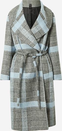 DRYKORN Prechodný kabát 'CRANBROOK' - svetlomodrá / čierna / biela, Produkt