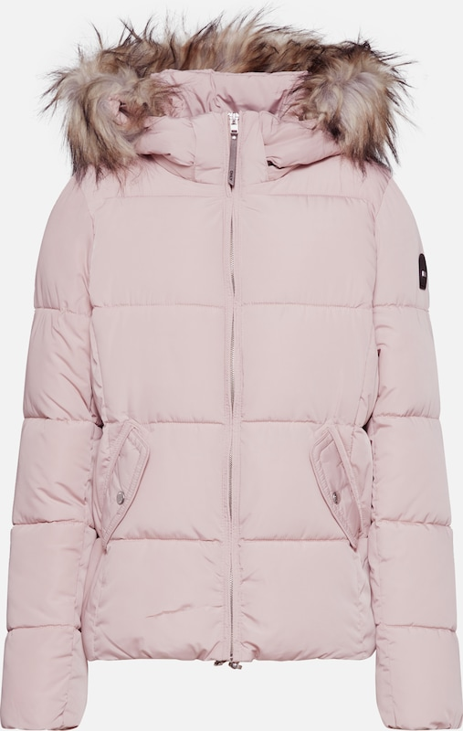ONLY Steppjacke in rosa, Produktansicht