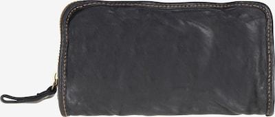 Campomaggi Geldbörse 'Santorini' in schwarz, Produktansicht