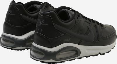 Nike Sportswear Sneaker 'Air Max Command' in schwarz / offwhite: Rückansicht