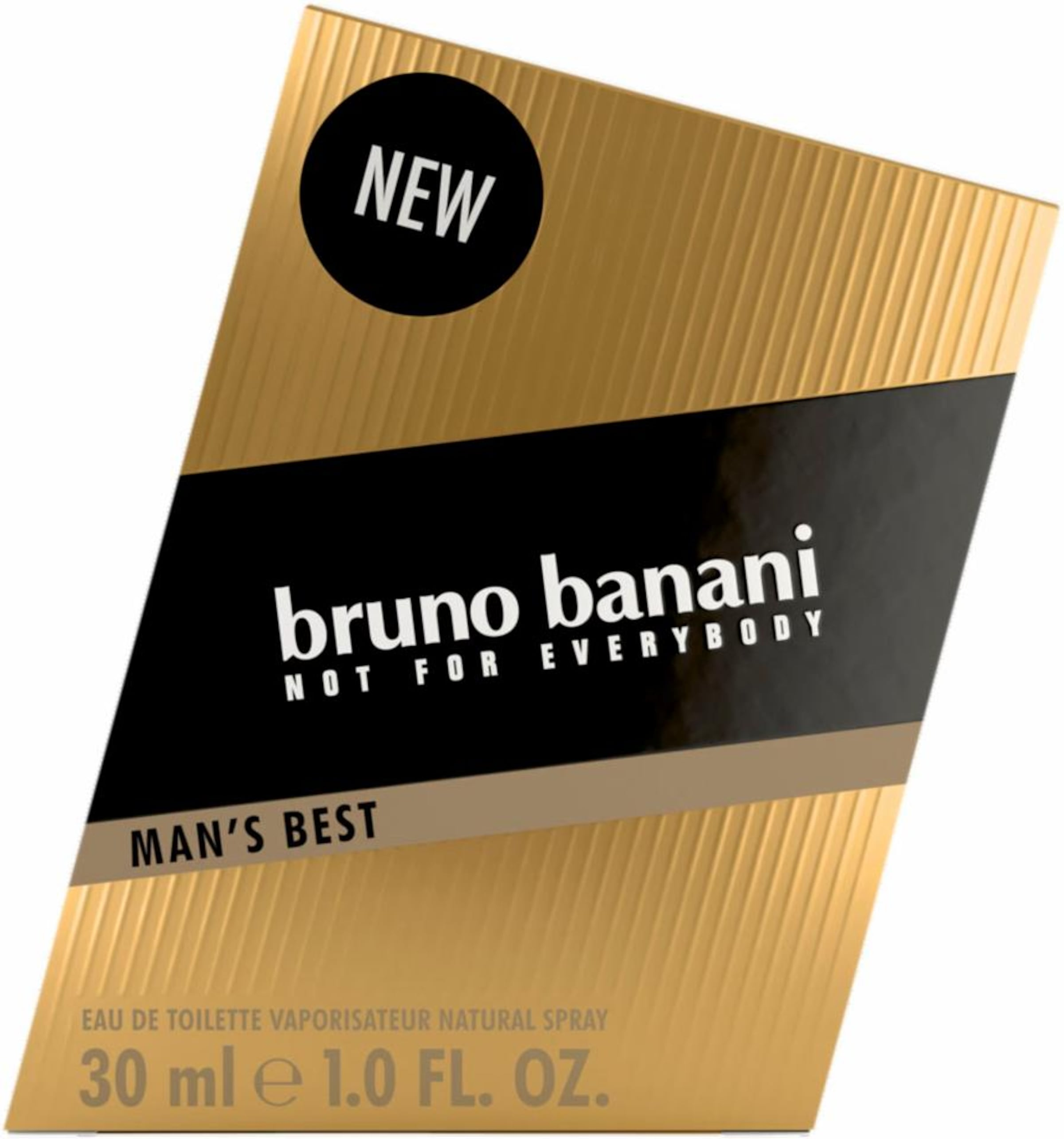Toilette 'man's Best'Eau Bruno Banani De In Gold OkZiuPXT