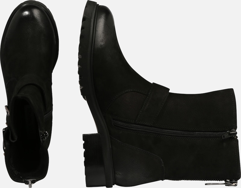 Madden Boots Noir Steve 'worker' En 1TKJclF
