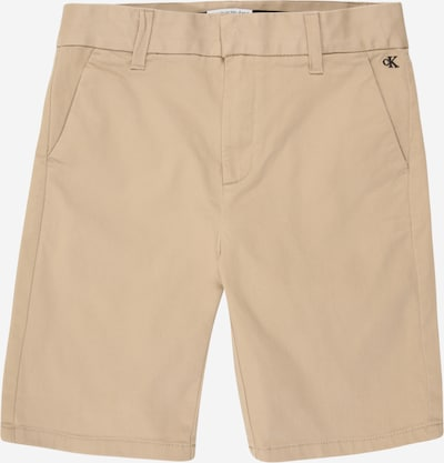 Calvin Klein Shorts 'SLIM CHINO SHORT' in beige, Produktansicht