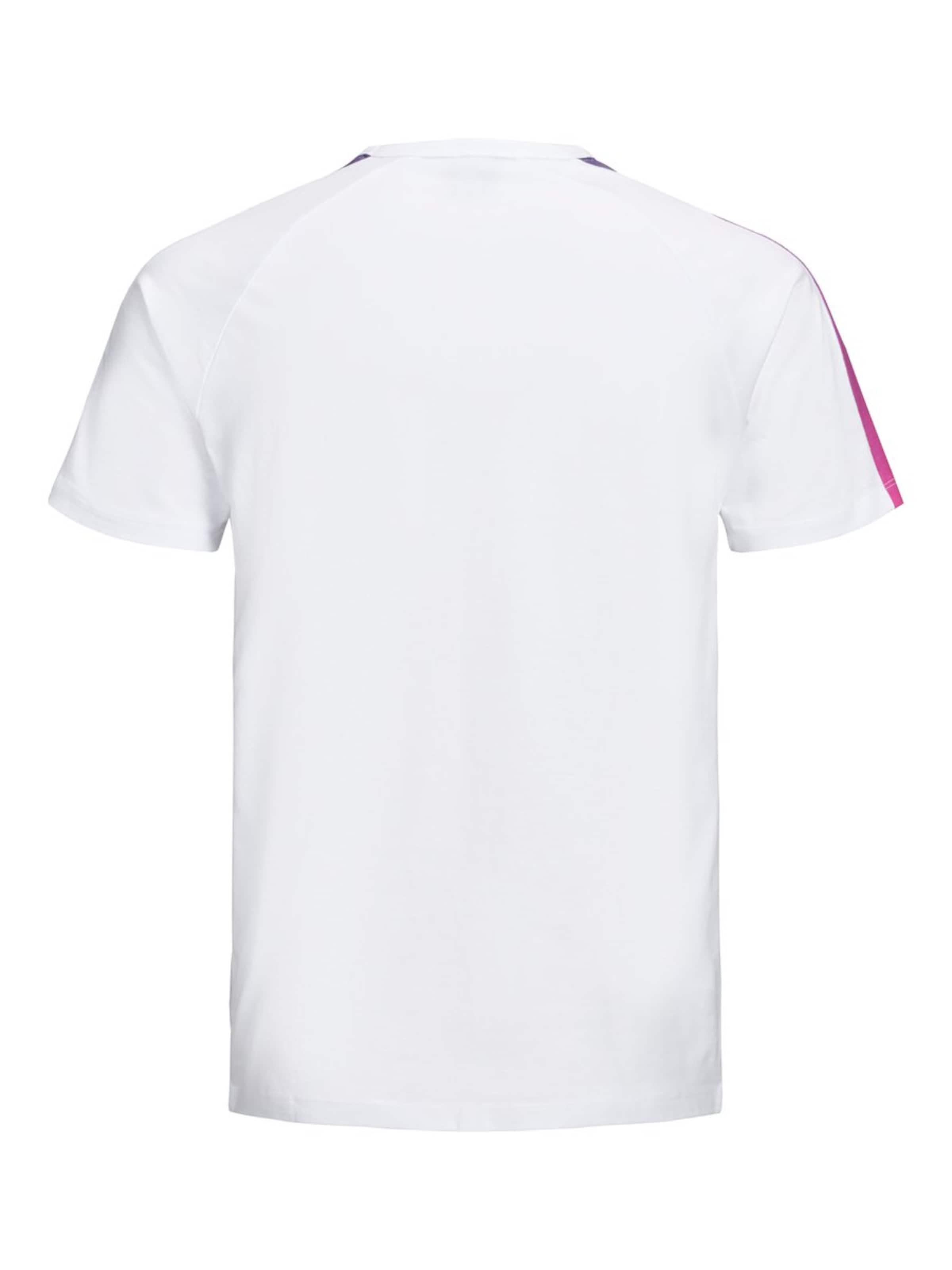 Bedrucktes T Jones Weiß Jackamp; shirt In 1c3uKT5FlJ