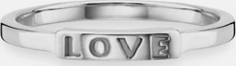 caï Fingerring 'love, together forever, C7304R/90/00'