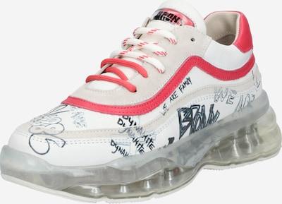 Sneaker low 'Bubbly' BRONX pe crem / roz / negru / alb, Vizualizare produs